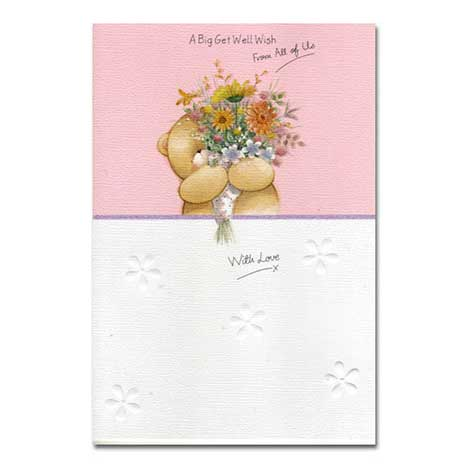 Get Well Forever Friends Card
