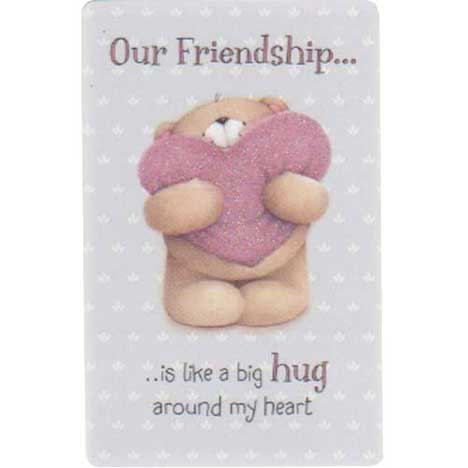 Friend Forever Friends Wallet Card