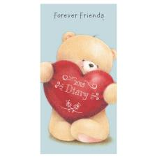 Forever Friends Slim Diary 2018