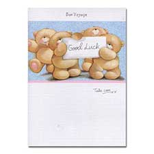 Bon Voyage Forever Friends Card