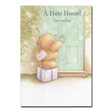 New Home Forever Friends Card