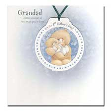 Grandad 1st Fathers Day Photo Card
