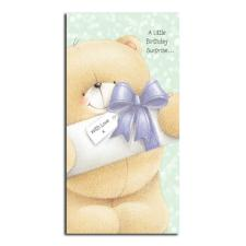 Little Birthday Surprise Forever Friends Card