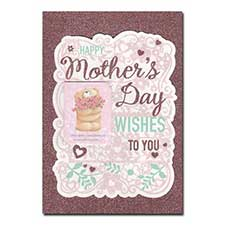 Wonderful Mother Forever Friends Mothers Day Card