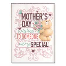 Mother's Day Wishes Forever Friends Card