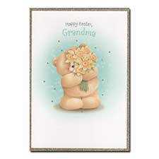 Grandma Forever Friends Easter Card