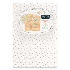 Mum & Dad Forever Friends Easter Card