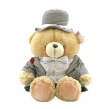 "16"" Traditional Groom Forever Friends Bear"