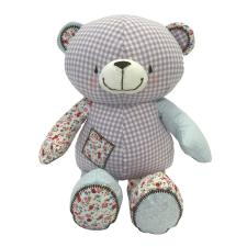 "10"" Patchwork Forever Friends Bear"