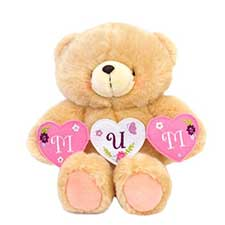 "10"" Mum banner Forever Friends Bear"