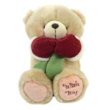 "10"" Christmas Wishes Forever Friends Bear"