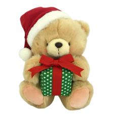 "10"" Christmas Present Forever Friends Bear"