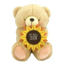"10"" Get Well Soon Sunflower Forever Friends Bear"