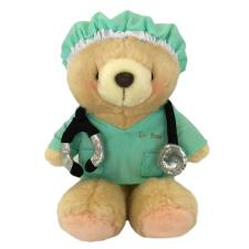 "6"" Doctor Forever Friends Bear"