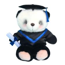 "10"" Graduation Forever Friends Panda Bear"