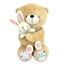 "10"" Star Bear with Bunny Forever Friends Bear"