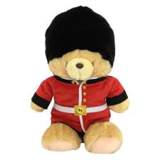 "16"" 30 Years Of Friendship Anniversary Royal Guard  Forever Friends Bear"