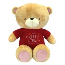 "16"" Bear With Love Me T-Shirt Forever Friends Bear"