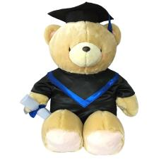 "32"" Graduation Forever Friends Bear"
