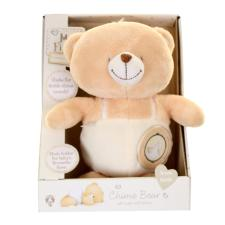 My First Forever Friends Chime Bear Cream