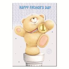 Happy Fathers Day Forever Friends Card