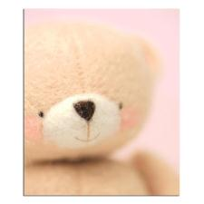 Close Up Forever Friends Bear Card