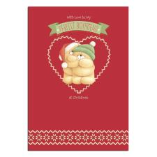 Perfect Boyfriend Forever Friends Christmas Card