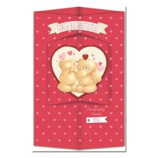 Gorgeous Valentine Forever Friends Valentines Day Card