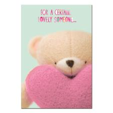 Certain Lovely Someone Forever Friends Valentines Day Card