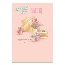 Special Nannie Forever Friends Mothers Day Card