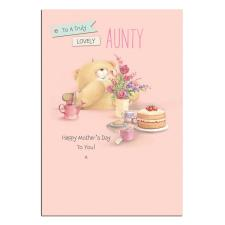 Lovely Aunty Forever Friends Mothers Day Card