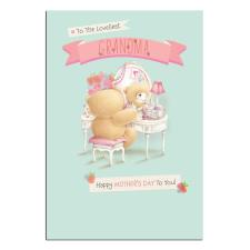 Loveliest Grandma Forever Friends Mothers Day Card
