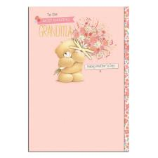 Amazing Grandma Forever Friends Mothers Day Card