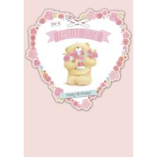 Fabulous Sister Birthday Forever Friends Card