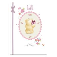 Nan Forever Friends Mothers Day Card