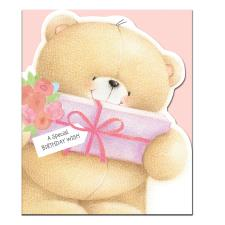 Special Birthday Wish Forever Friends Card
