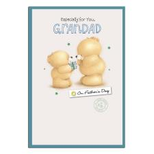 Grandad Forever Friends Fathers Day Card