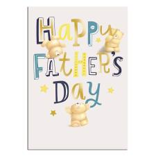 Happy Father's Day Forever Friends Fathers Day Card