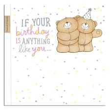 Birthday Bears Forever Friends Card