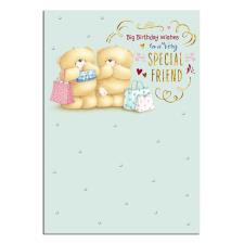 Special Friend Forever Friends Birthday Card