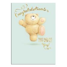 Congratulations Large Forever Friends Card