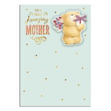 Amazing Mother Forever Friends Mothers Day Card