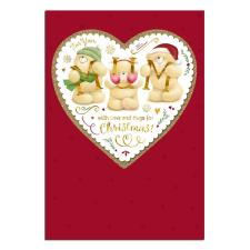 For You Mum Large Forever Friends Christmas Card