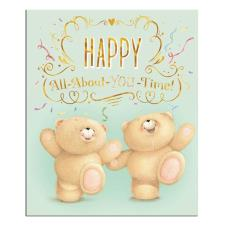 All About You Time Forever Friends Birthday Card