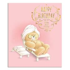 Relax And Enjoy Forever Friends Birthday Card