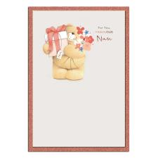 Fabulous Nan Forever Friends Mothers Day Card