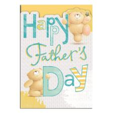 Happy Father's Day Forever Friends Father's Day Card