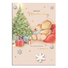 Amazing Mummy Forever Friends Christmas Card
