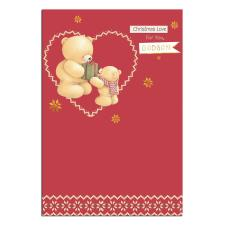 For You Godson Forever Friends Christmas Card