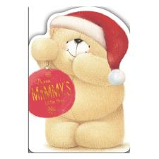 From Mammy's Little Boy Forever Friends Christmas Card